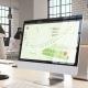 Website für den Wirtschaftspark A5 mit interaktiver Karte