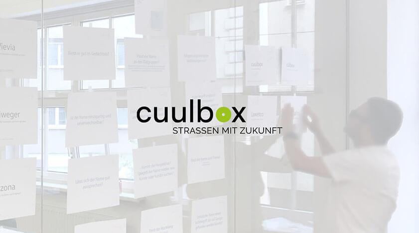 cuulbox Name, CD, Slogan, Website